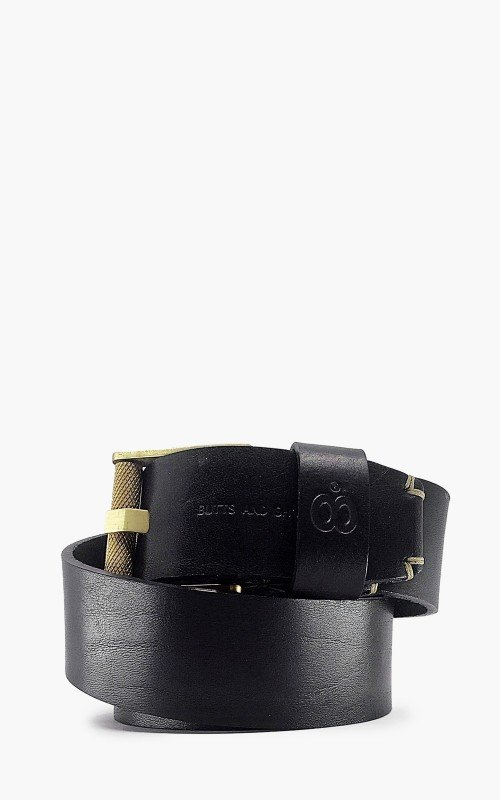 Butts and Shoulders The Belt 42mm Black