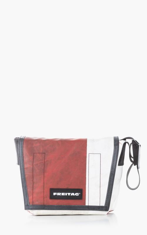Freitag F11 Lassie Messenger Bag Classic S Red 6-6