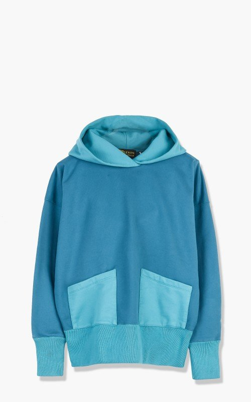 Levi's® Vintage Clothing 1950s Hoodie Blue Tonal