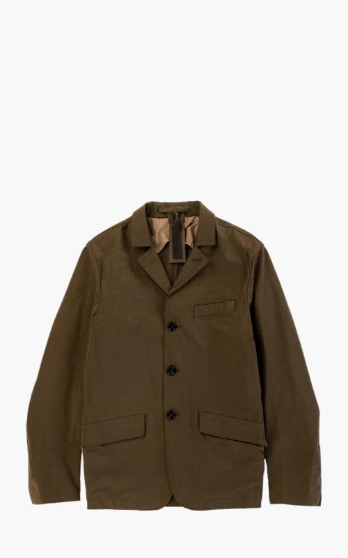 Ten C Drill Jacket Khaki