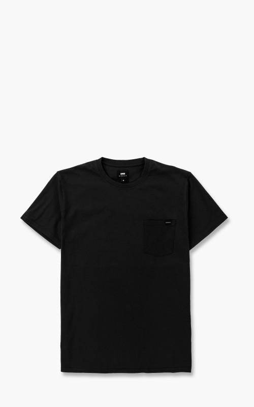 Edwin Pocket T-Shirt Black