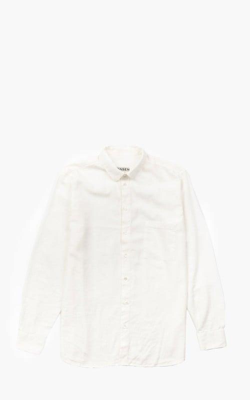 Hansen Henning Casual Classic Shirt White
