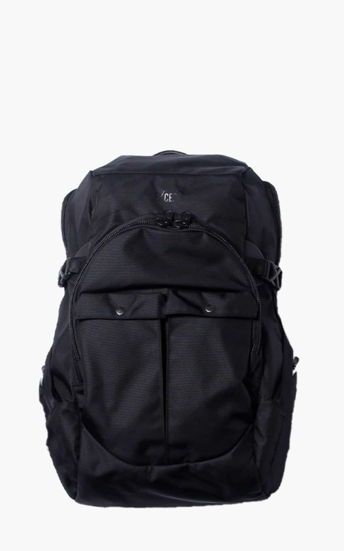 F/CE. AU Type B Travel Backpack Black