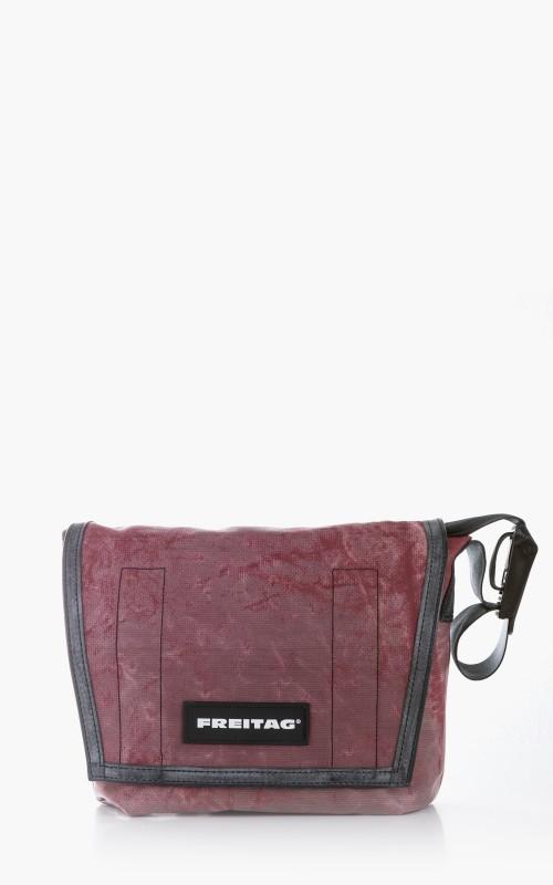 Freitag F11 Lassie Messenger Bag Classic S Red 3-15