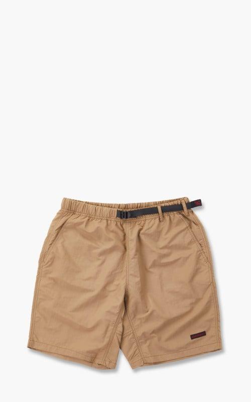 Gramicci Shell Packable Shorts Tan