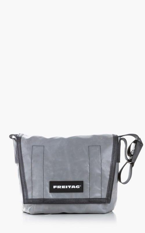 Freitag F11 Lassie Messenger Bag Classic S Silver 6-1