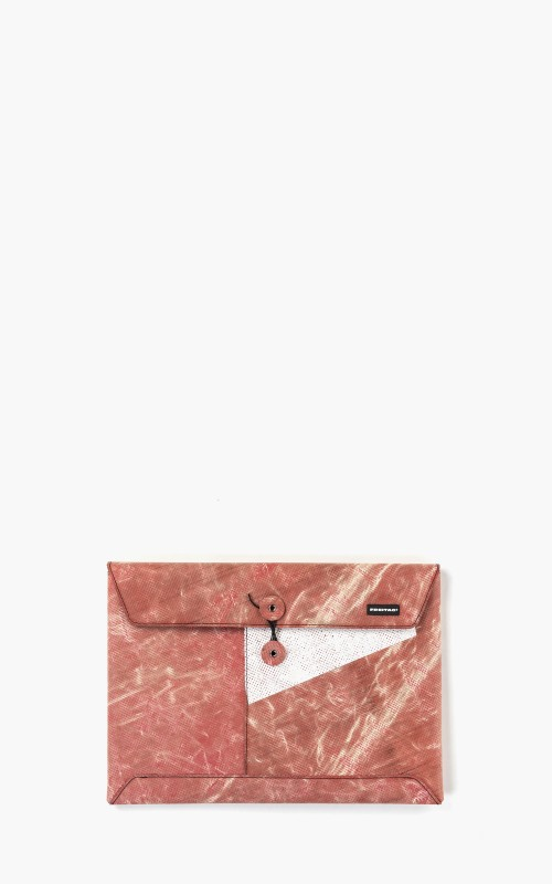 "Freitag F411 Sleeve Padded Laptop Envelope 13"" Red 6-6"