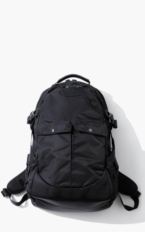 F/CE. Recycle Twill Type A Travel Backpack Black