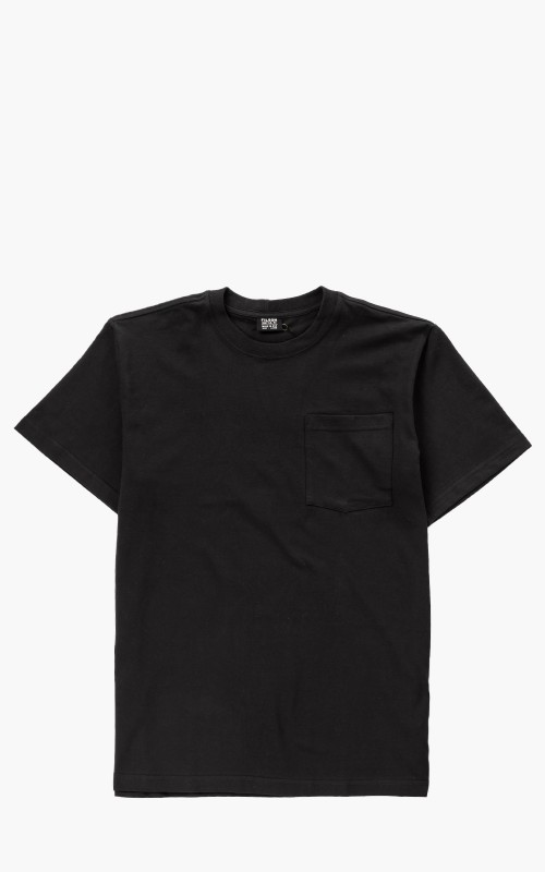 Filson S/S Outfitter Solid One Pocket T-Shirt Faded Black