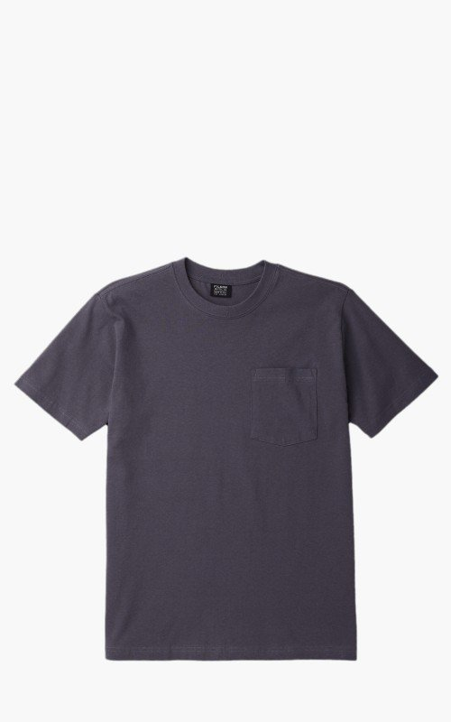 Filson S/S Outfitter Solid One Pocket T-Shirt Ink Blue