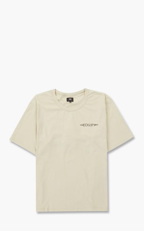 Edwin Souvenir From Japan II T-Shirt Pelican