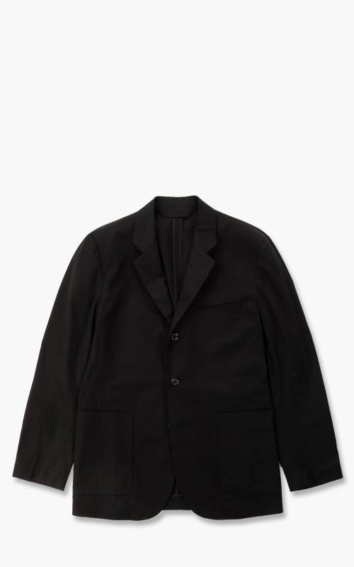 Markaware Organic Cotton Kersey Suck Coat Black
