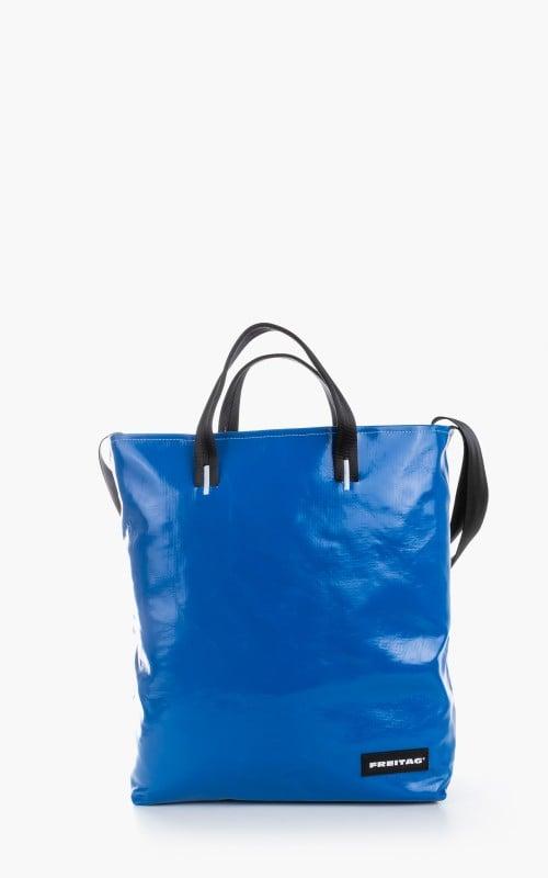 Freitag F203 Bob Tote Bag Blue 6-1