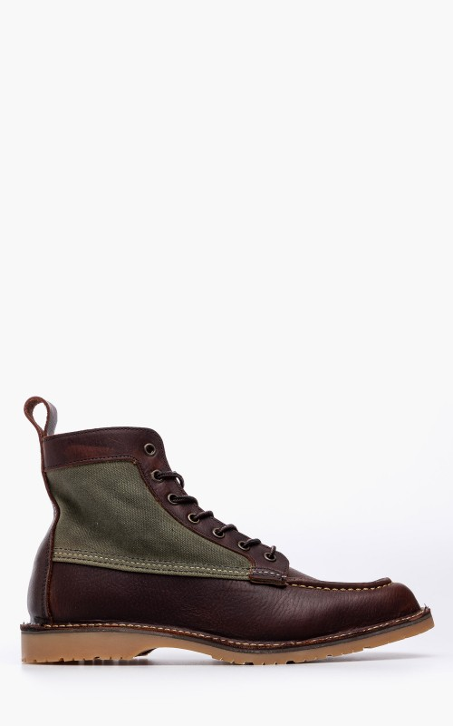 Red Wing Shoes 3336 Wacouta Briar Oil Slick