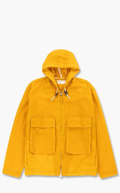Universal Works Hangout Jacket Yellow