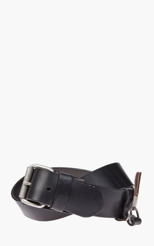 Dukes Plain Belt Black 4,5cm