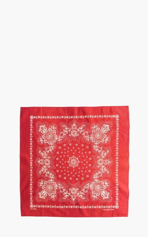 Universal Works Neckerchief Red