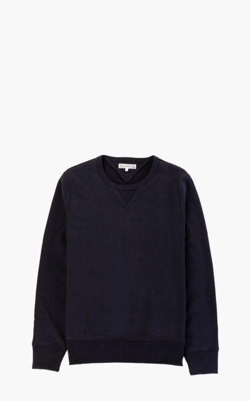 Merz b. Schwanen 346 Sweatshirt Night Blue