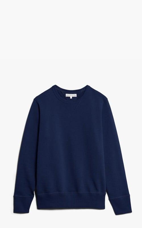 Merz b. Schwanen 346 Sweatshirt Ink Blue