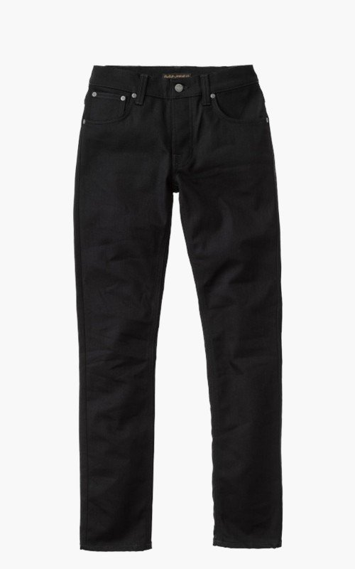 Nudie Jeans Grim Tim Dry Cold Black 11.75oz