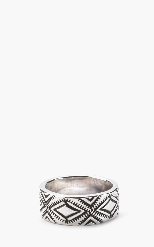 North Works W-052 Ring 900 Silver