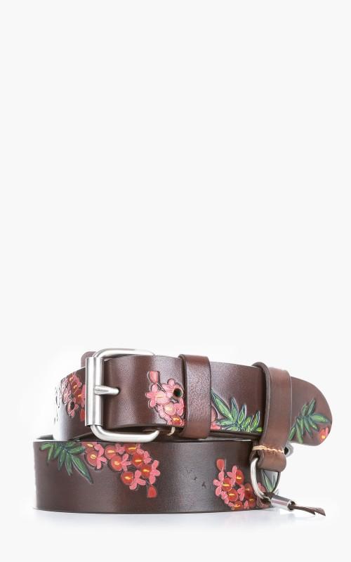 Dukes Kimono Red Belt Brown