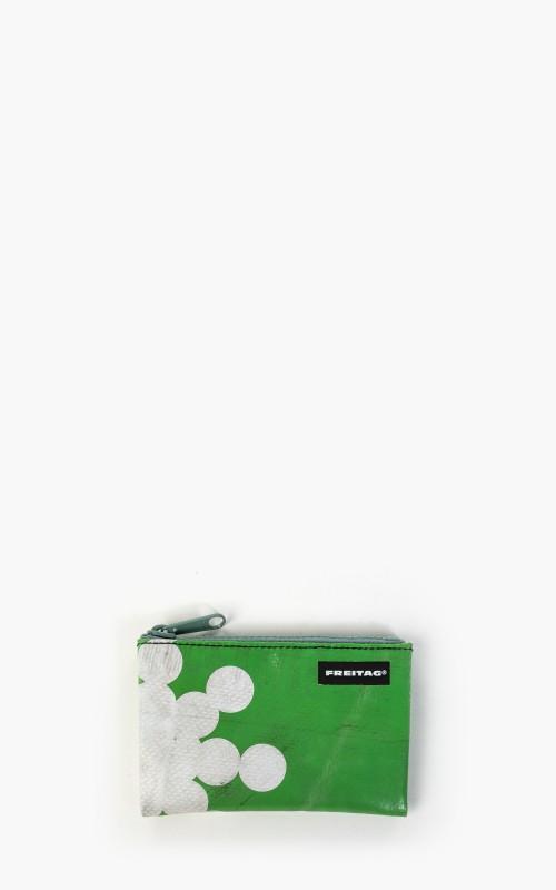 Freitag F05 Blair Pouch XS Green 6-1