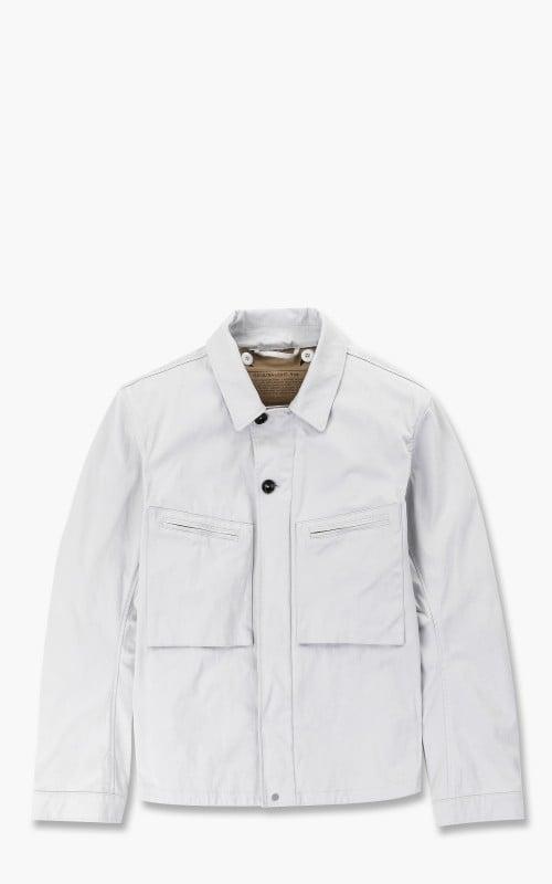 Ten C Overshirt Light Grey