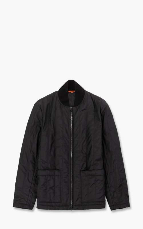 Barena Venezia Saliner Overshirt Black