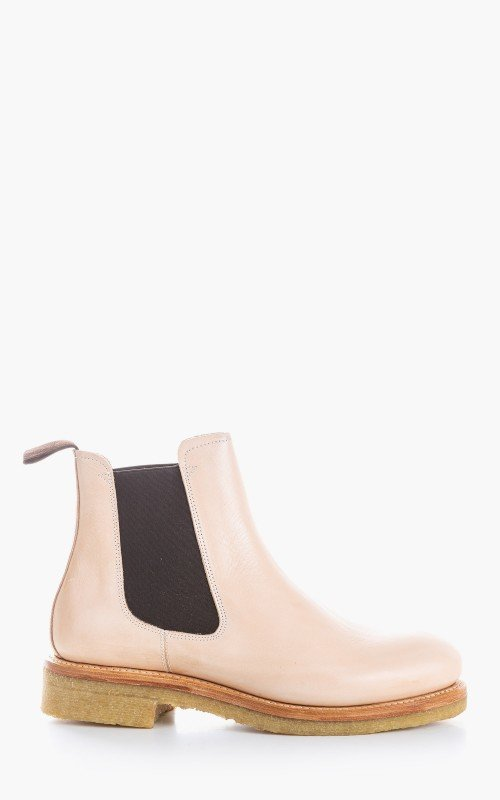 Butts and Shoulders Chelsea Boots Natural