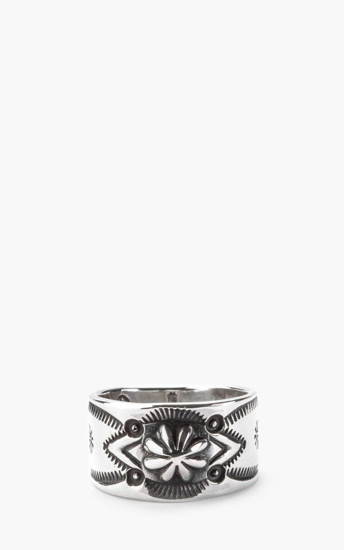 North Works W-021 Ring 900 Silver