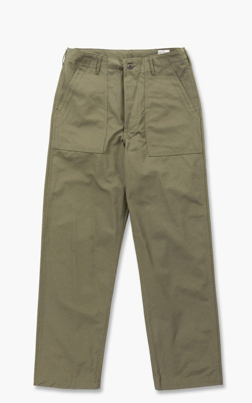 OrSlow US Army Fatigue Pants Regular Ripstop Army