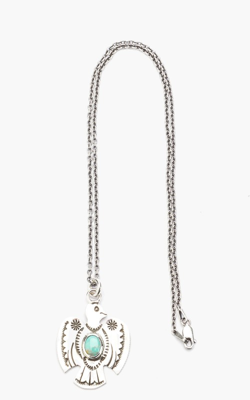 North Works N-415 Necklace 925 Silver Thunderbird