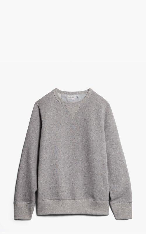 Merz b. Schwanen 3S48 Sweater Greymelange