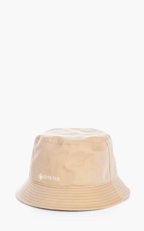 Nanamica GORE-TEX Hat Beige