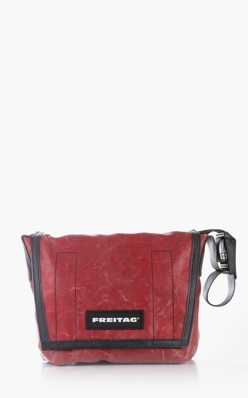 Freitag F11 Lassie Messenger Bag Classic S Red 3-11