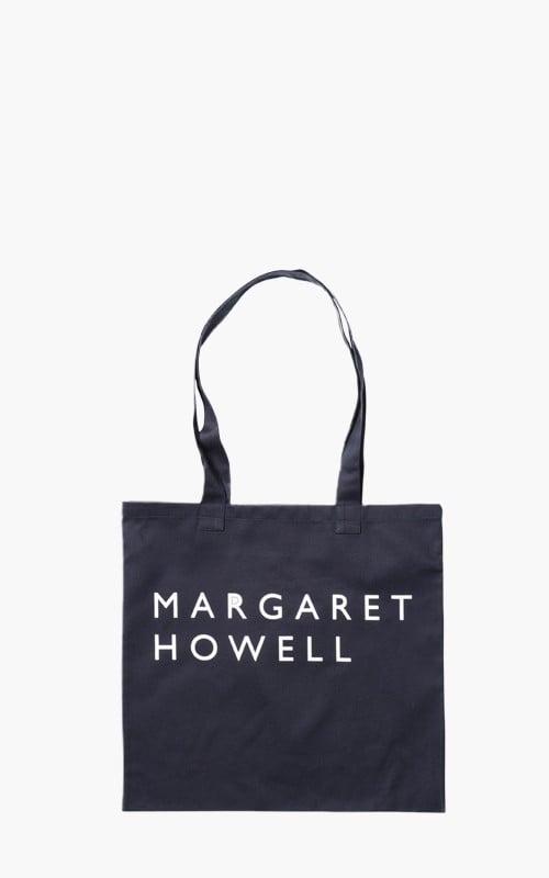 MHL. By Margaret Howell Logo Bag Navy