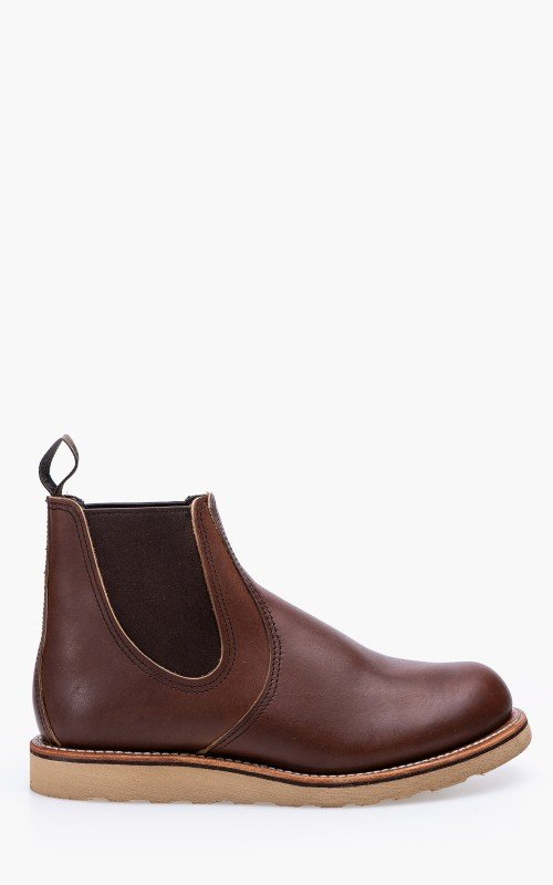 Red Wing Shoes 3190 Classic Chelsea Amber