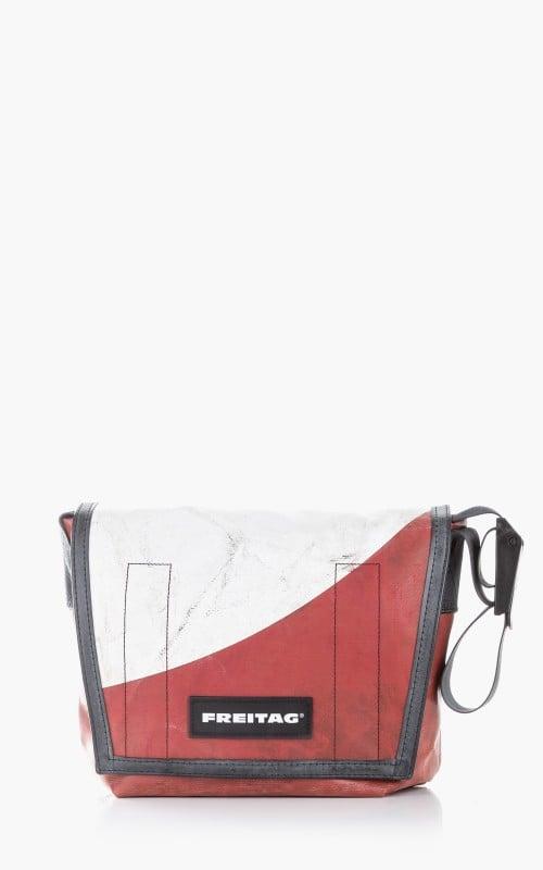 Freitag F11 Lassie Messenger Bag Classic S Red 6-8