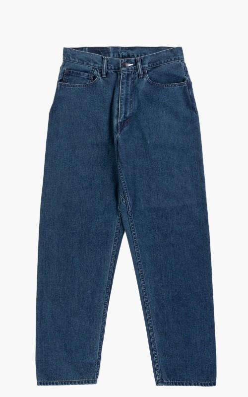 Nanamica 5 Pockets Pant Indigo Bleach