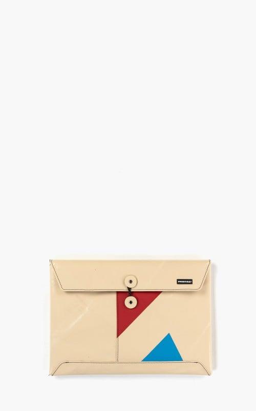 "Freitag F411 Sleeve Padded Laptop Envelope 13"" Yellow 6-1"
