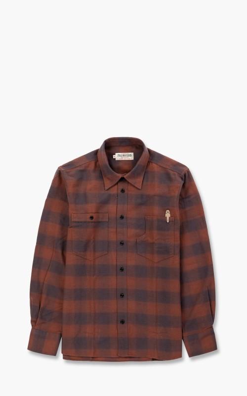 Pike Brothers 1937 Roamer Shirt Leeroy Red