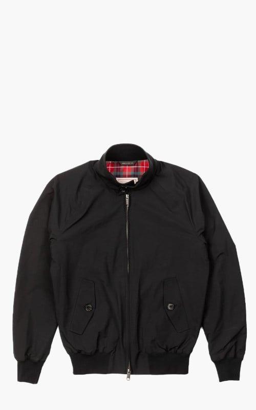 Baracuta G9 Classic Harrington Jacket Black
