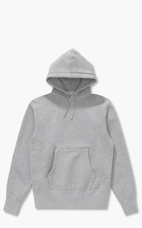 Lady White Co. Classic Fit Hoodie Heather Grey