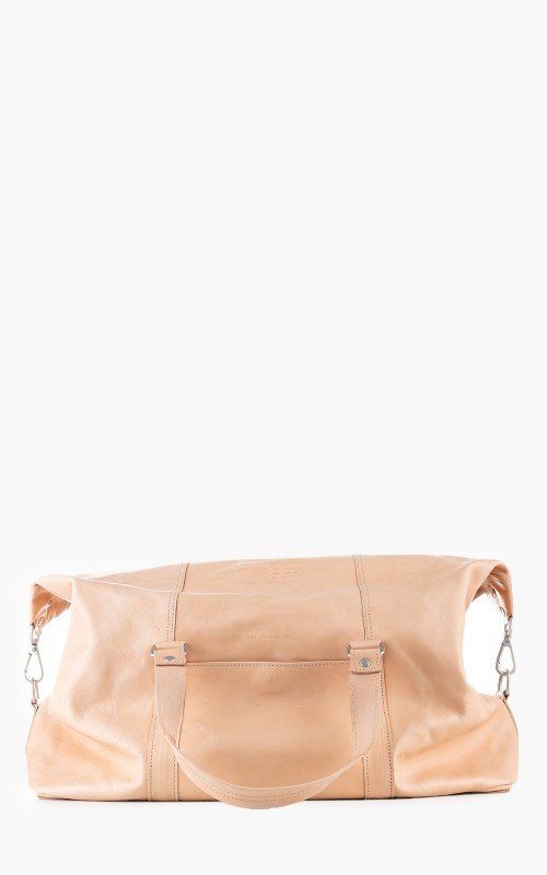 Butts and Shoulders The Weekender Leather Natural