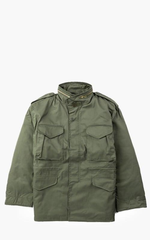 Military Surplus US M65 Field Jacket T/C Olive
