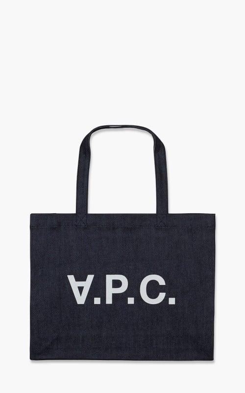 A.P.C. Daniela Shopping Bag Indigo