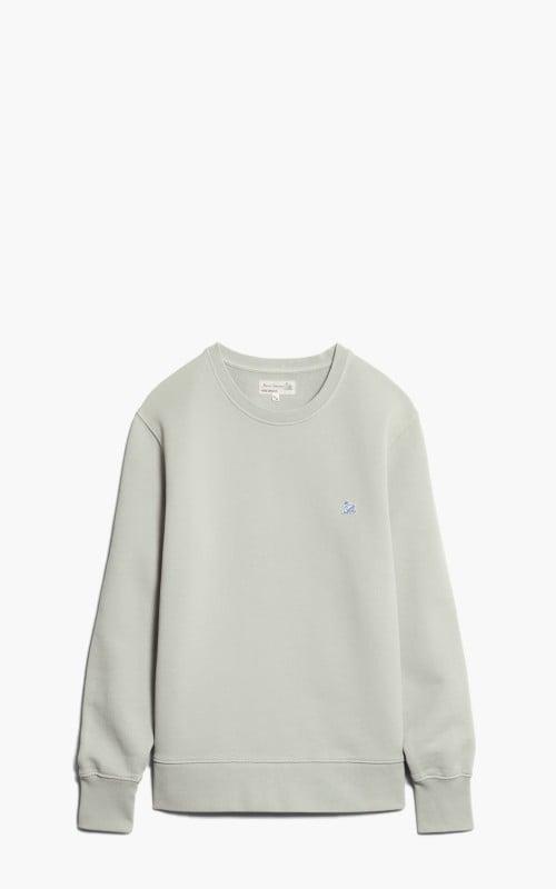 Merz b. Schwanen CSW02 Good Sweatshirt Embroidery Patch Green Tea