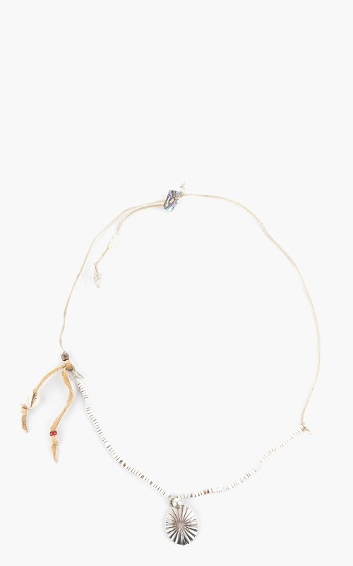 North Works S-019 Necklace Shell Beads