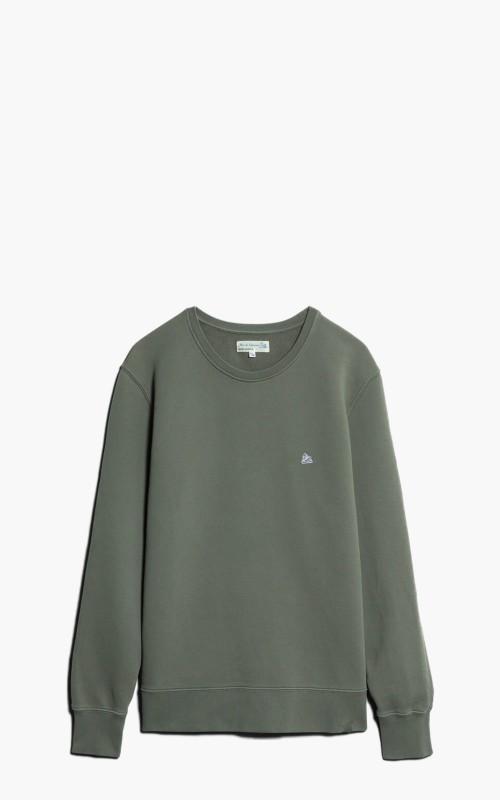 Merz b. Schwanen CSW02 Good Sweatshirt Embroidery Patch Army